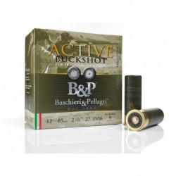 B&P Active Buckshot for IPSC