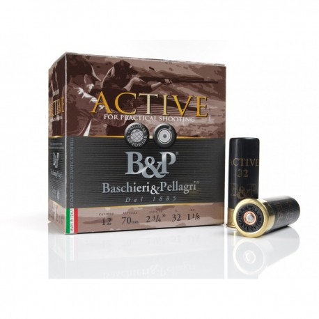 B&P Active 32 nº 6 for IPSC