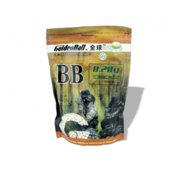 BOLAS GOLDEN BALL BIO DEGRADABLE 0.20G