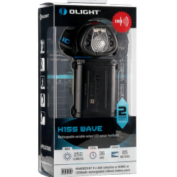 LINTERNA FRONTAL OLIGHT H15 WAVE